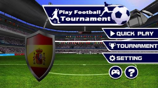 踢足球錦標賽