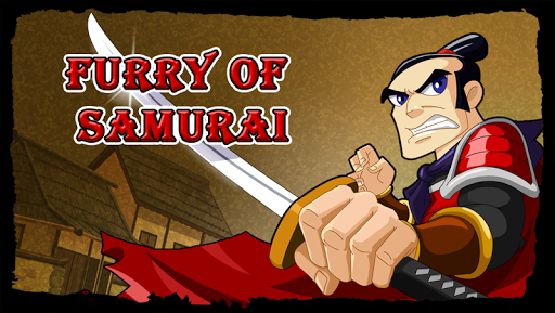 Fury of Fight - Samurai Run