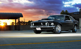 Screenshot of Muscle Cars Wallpapers