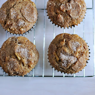Cinnamon Apple Cider Muffins