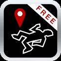 Verbrechen Free icon