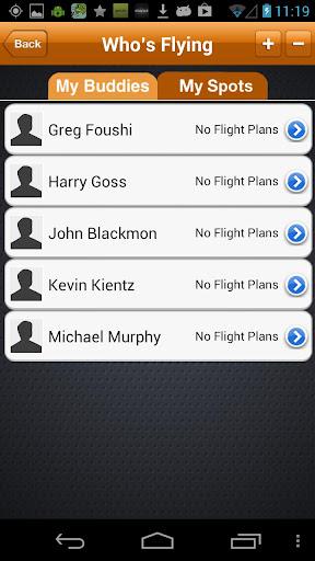 【免費生活App】Who's Flying Where-APP點子