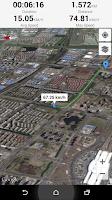 Screenshot of Digital Dashboard GPS Pro