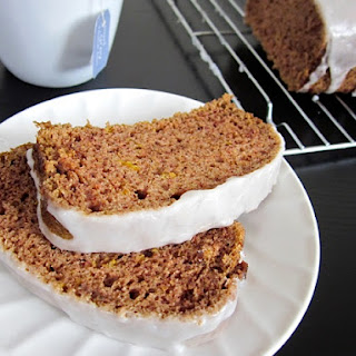 Lemon Spice Cake.