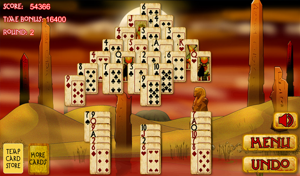 Pyramid Solitaire Mummy Curse - Android Apps on Google Play