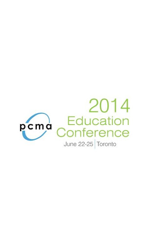 PCMA 2014 Education Conference