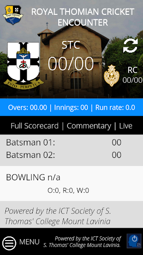 Royal Thomian Live