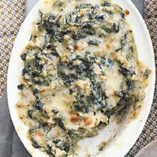 Spinach-Artichoke Dip.