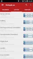 Screenshot of Skidspår.se