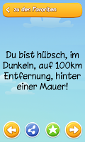Screenshot of Lustige Sprüche