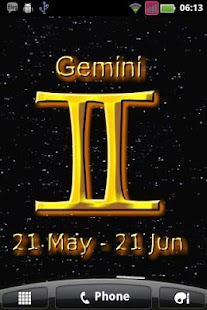 Gemini Zodiac Sign - screenshot thumbnail