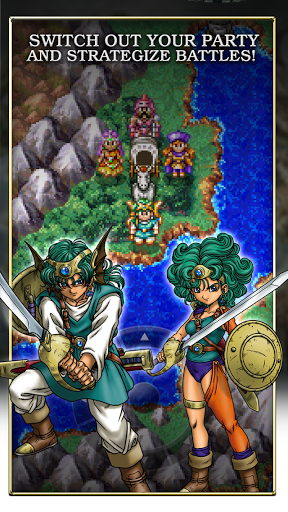 dragon quest 4 android ios