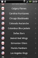 Screenshot of EliteProspects
