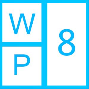 W8 Launcher Theme HD