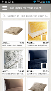 IKEA Portland Gift Registry - screenshot thumbnail