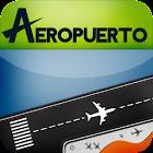 Aeropuerto de Mexico MXP Rastreador de Vuelo icon