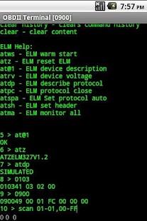 alOBD Terminal- screenshot thumbnail