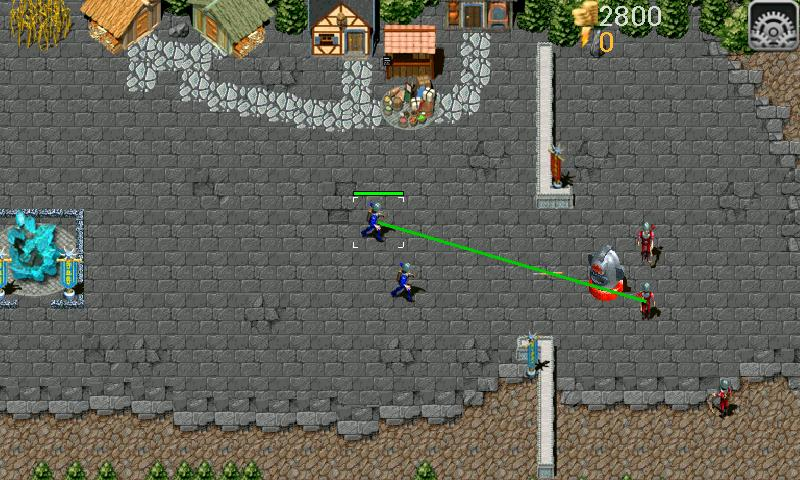 Domination lite RTS- screenshot