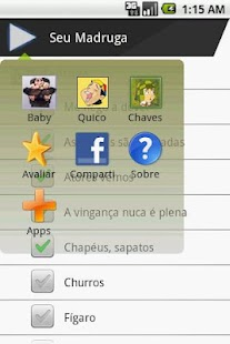 Turma do Chaves - Seu Madruga - screenshot thumbnail