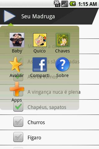 Turma do Chaves - Seu Madruga - screenshot