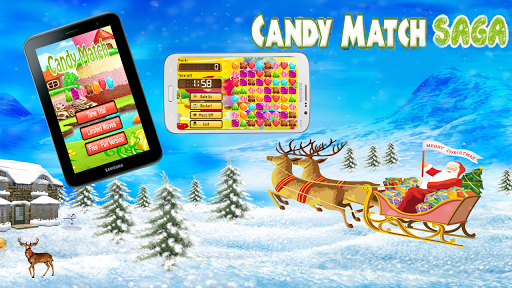 Candy Match 3 Busters
