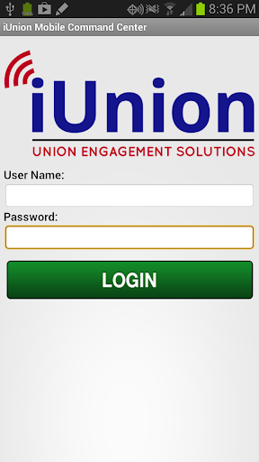 iUnion Mobile Command Center