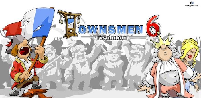 Скачать игру Townsmen 6 на телефон андроид