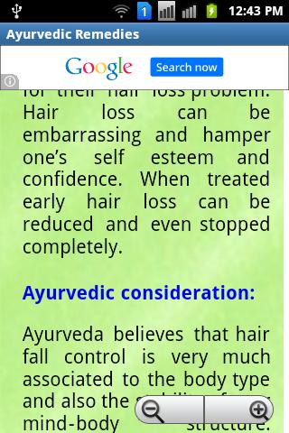【免費健康App】Ayurvedic Remedies-APP點子