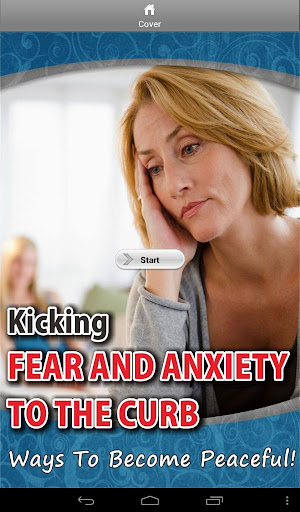 Kicking Fear And Anxiety