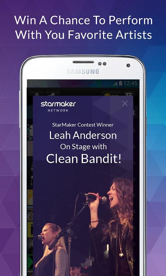 StarMaker: Sing + Video - screenshot