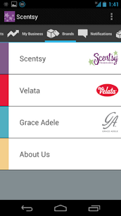 Scentsy - screenshot thumbnail