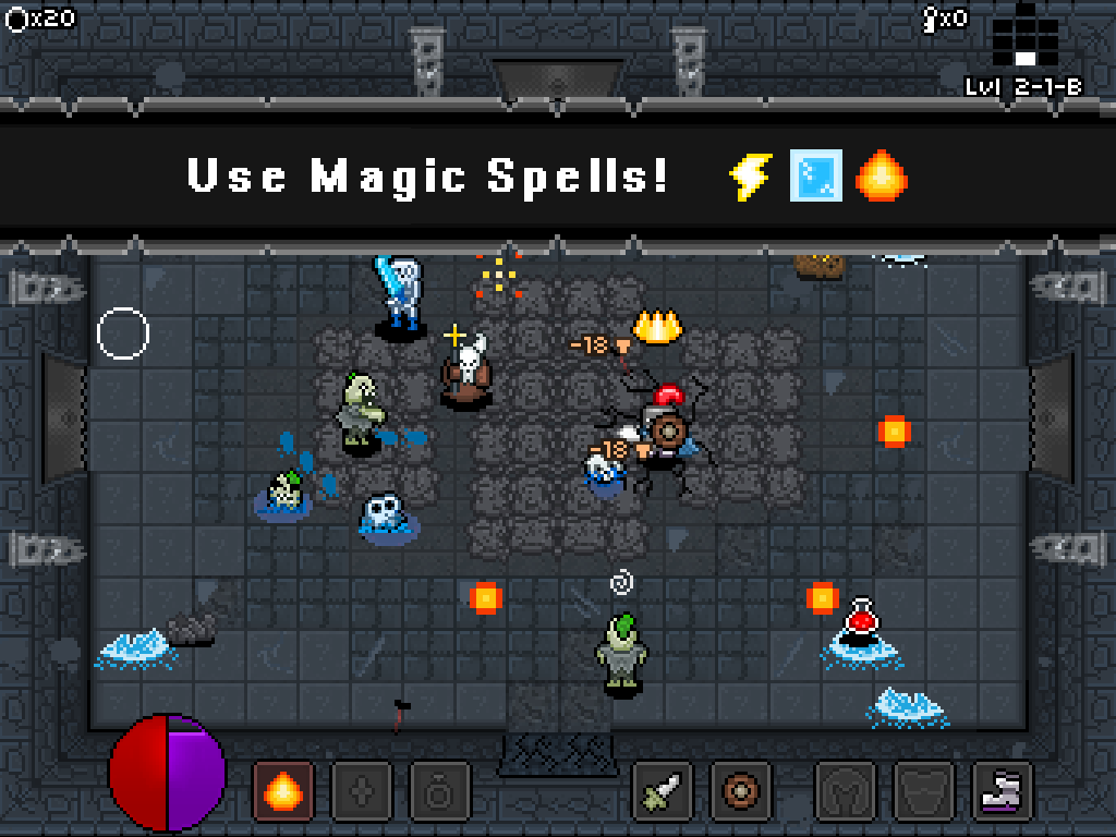 bit Dungeon- screenshot