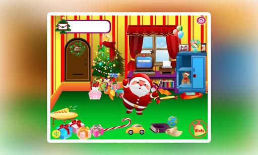 圣诞老人的麻烦