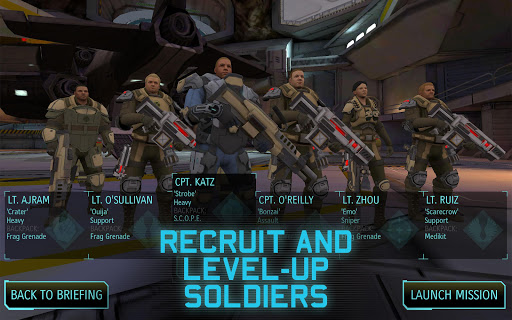 XCOM: Enemy Unknown +Obb for Android - Version 1 0 0[Mod
