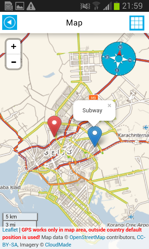 Pakistan Offline Map Weather Android Apps On Google Play - Maps pakistan