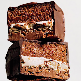 """""""Snickers"""" Bars."""