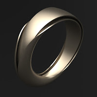 Ouroboros Mobius Ring