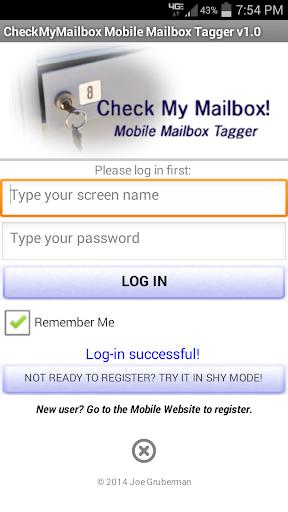 Mailbox Tagger