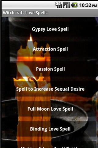 【免費生活App】Powerful Love Spells-APP點子