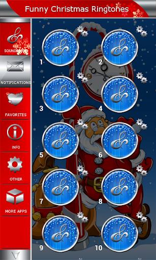 有趣的聖誕鈴聲|玩音樂App免費|玩APPs
