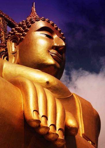 Buddhas Live Wallpaper