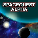 Space Quest Alpha logo