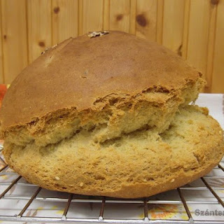 Bicarbonate Of Soda Bread. Sensitive To Yeast!