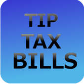Split Bills, Tips and Taxes