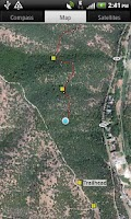 Screenshot of Hiker