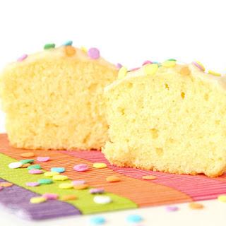 Vanilla Cupcakes With Cake Flour Recipes.