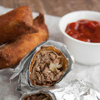 Cheesesteak Eggrolls