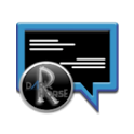 Tablet Talk - DarkHorse(Blue) icon