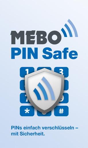 MEBO PIN Safe