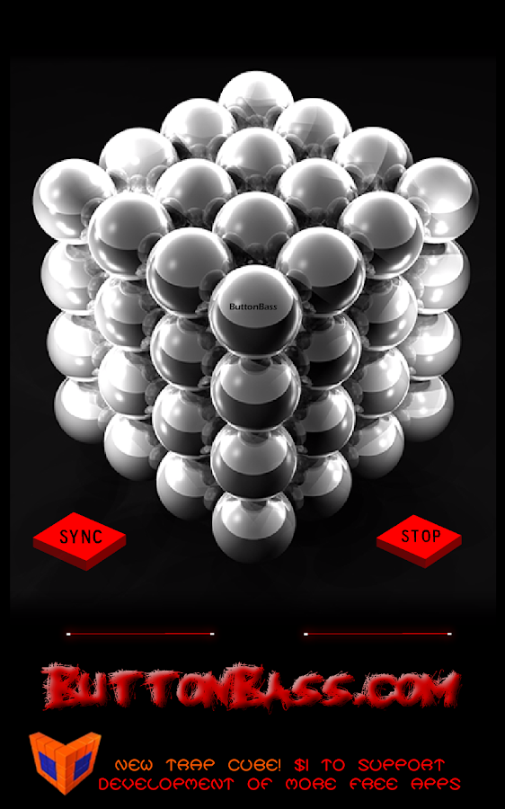 ButtonBeats Dubstep Balls - screenshot